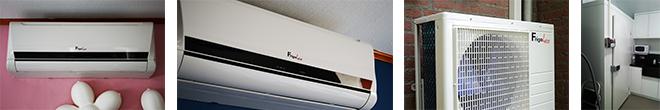 Particulier, luchtbehandeling, ventilatie, airconditioning, klimaattechniek